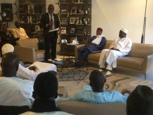 WADE à Khalifa SALL: «En politique, il ne faut pas avoir peur…Il faut savoir prendre ses responsabilités et les assumer…»