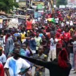 Guinée : Nouvelle grande manifestation contre le président Condé