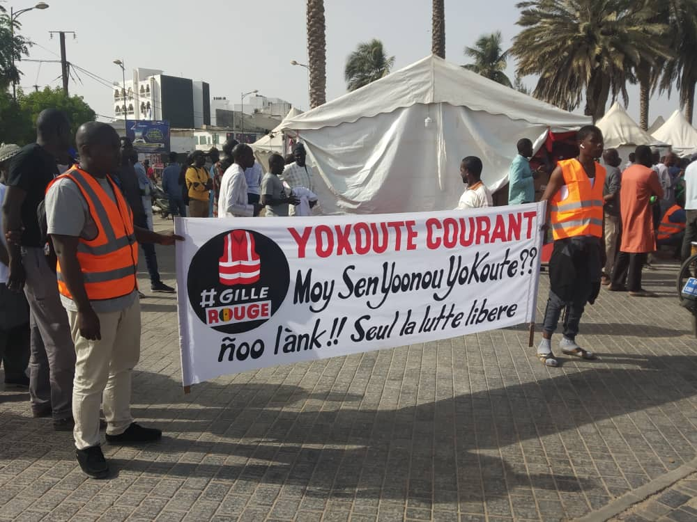 Mobilisation XXL des Sénégalais : « Noo Lank » électrifie le régime de MACKY
