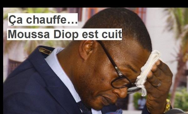 PAGAILLE CHEZ LES ALLIES DU PRESIDENT: Me Moussa Diop suspendu