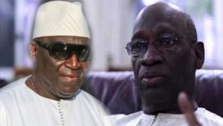 Dualité entre le Général Niang et Famara Ibrahima Sagna
