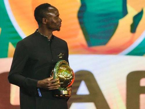 BALLON D'OR AFRICAIN 2019  Sadio Mané dans la légende !