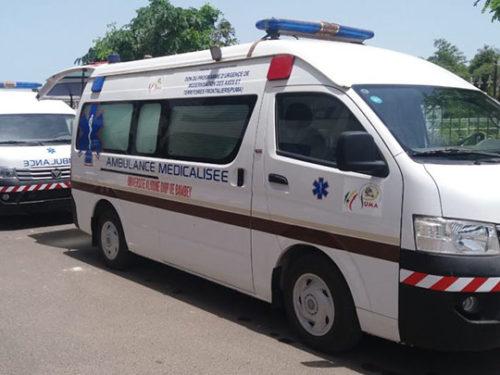 Niakhène ne dispose d'aucune ambulance