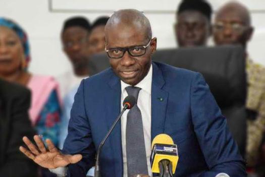 Le parti de Boubacar Camara reconnu officiellement