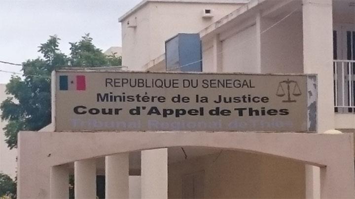 TRIBUNAL DE THIES : Les greffiers paralysent la Justice