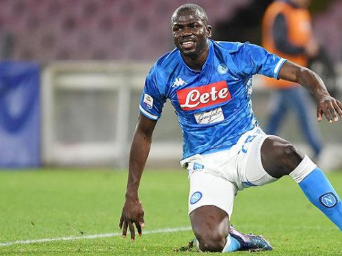 Ligue des Champions : KOULIBALY et le Napoli à terre, 3-1 contre le Barça