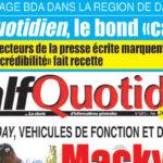 SONDAGE BDA : WalfQuotidien tient son rang et gagne du terrain