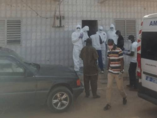 Échappé de la caserne Samba D. DIALLO,  le positif au coronavirus contamine son épouse