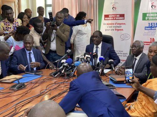 Coronavirus : Le Sénégal enregistre cinq nouveaux cas