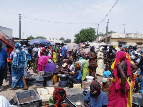 Touba : Le préfet rouvre le marché Ocass