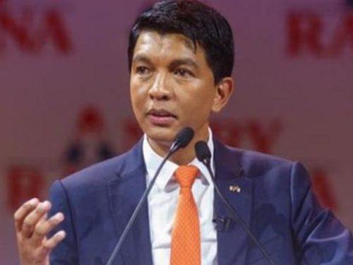 Andry Rajoelina : «Il n'y a pas de mort actuellement à Madagascar…» le problème c'est que ça vient d'Afrique