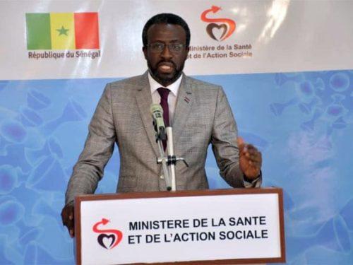 Dr Abdoulaye BOUSSO: «Il n'y a pas un seul personnel de l'hôpital Principal diagnostiqué positif»