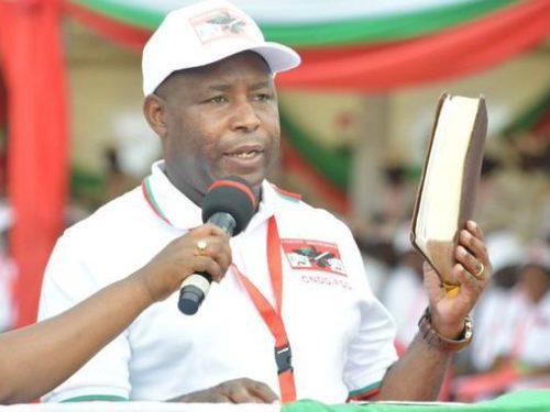 Burundi: Évariste Ndayishimiye élu nouveau président