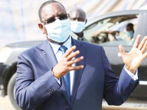 Retard dans la distribution de l'aide alimentaire : Macky met une toute petite pression à Mansour FAYE