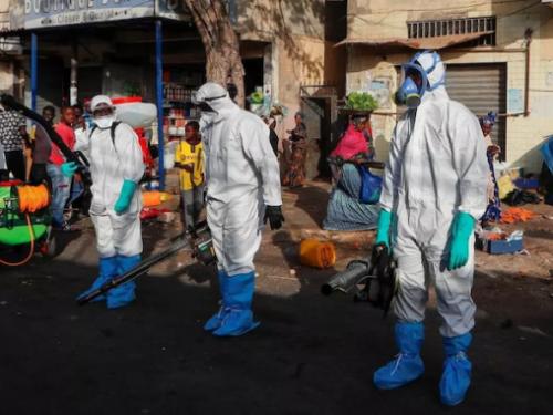 Coronavirus : 127 ressortissants mauritaniens sous traitement au Sénégal