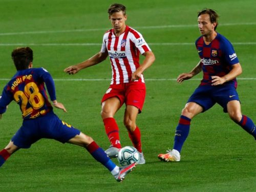 Liga : le Barça laisse filer le Real
