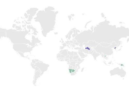 Découvrir les 14 pays épargnés par le Coronavirus