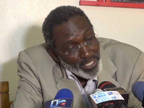Menacé, Dr Babacar NIANG révèle encore : «en réalité, il y a entre 30. 000 et 50.000 cas enregistrés sur le territoire national »
