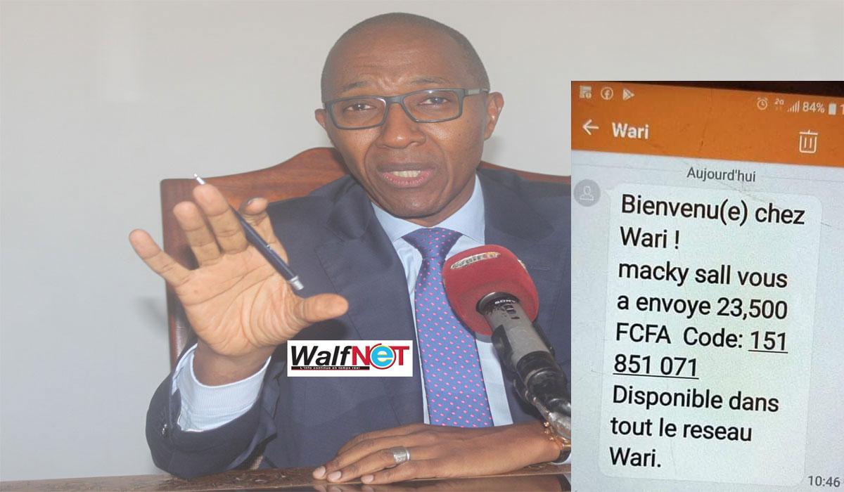 Abdoul MBAYE : « Pauvre Sénégal dirigé par de petits esprits »