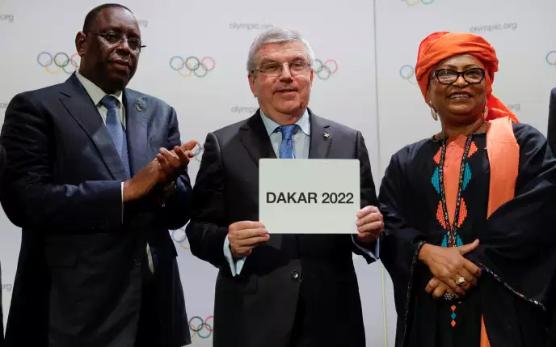 Les Jeux Olympiques de la Jeunesse de Dakar 2022 reportés jusqu'à après Macky