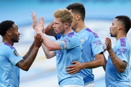 Ligue des Champions : City trop fort pour le Real