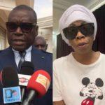 Plainte pour diffamation : Pierre GOUDIABY Atepa vise Aby NDOUR et Ahmed AIDARA