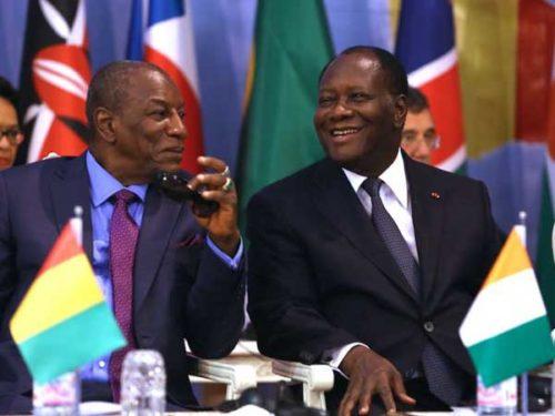 Virus du 3ème mandat : Ado et Condé positifs, Macky en quarantaine