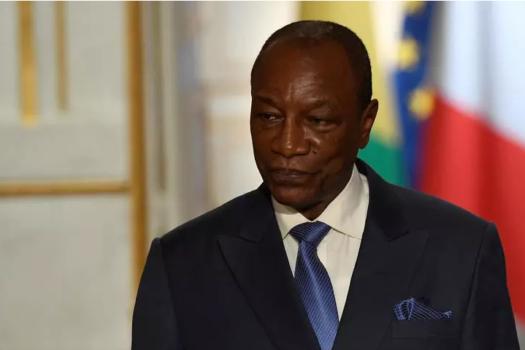 Guinée : Alpha Condé confirme la date de l'élection présidentielle