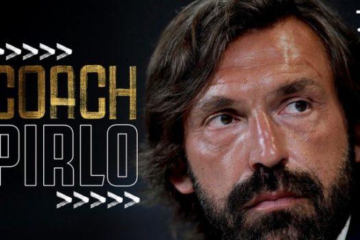 Juventus : Pirlo nouveau coach