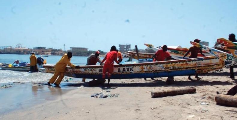 Guinée Bissau : 109 pêcheurs sénégalais arrêtés