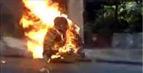 Mariste : l'épouse pyromane a accouché