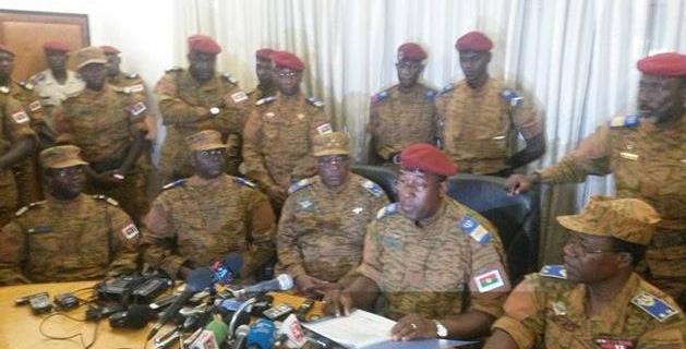 COUP D'ETAT AU BURKINA FASO La Ld condamne et exige la libération des otages