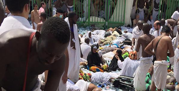 Bousculade meurtrière à Mina : Le bilan passe à 54 morts et 14 perdus de vue
