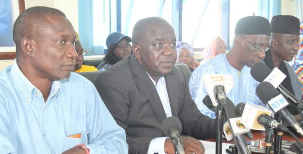 L'opposition  lance un cadre unitaire pour faire face à Macky Sall