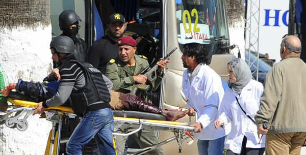 Attentats de Tunis : Béji Caïd Essebsi décrète l'état d'urgence