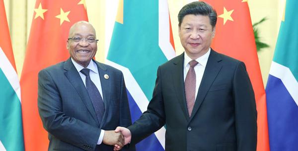 Sommets de chefs de médias Sino-africains L'Afrique du Sud hôte d'un forum le 1er décembre prochain