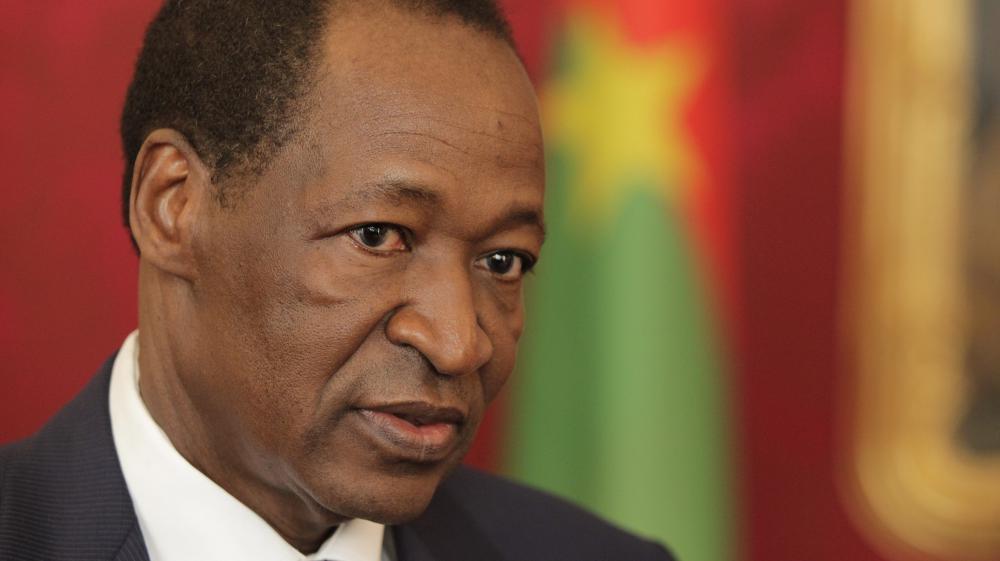 Burkina : Compaoré ne sera pas jugé pour «haute trahison»