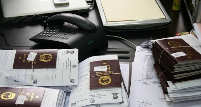 Trafic de nationalité: 3 Syriens, 1 Sénégalais et 1 Libanais arrêtés