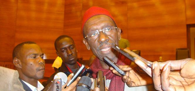 Doudou Wade : «Macky veut supprimer le poste de vice-président qui n'existe plus»