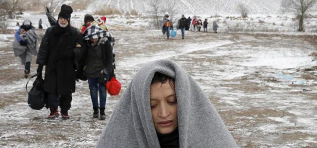 UE: la crise des migrants mine l'espace Schengen