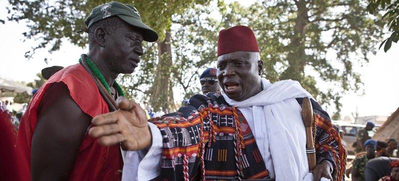 ROSSO SENEGAL: Deux Gambiens, proches de Yahya Jammeh, arrêtés par la police