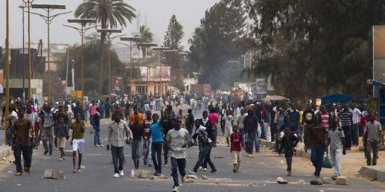 Université de Ziguinchor : Les étudiants en grève