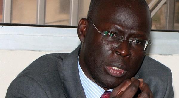 «La gestion sobre, transparente et vertueuse»c'est maintenant, selon Cheikh Bamba DIEYE