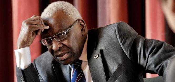 Affaire Lamine DIACK: les souteneurs de l'ancien président l'IAAF se mobilisent ce mercredi