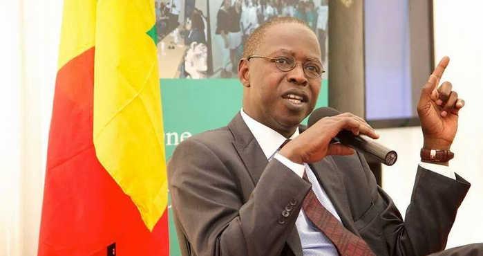 Mahammed Boun Abdala DIONNE : «Ce n'est pas au gouvernement de créer des emplois pour les jeunes»