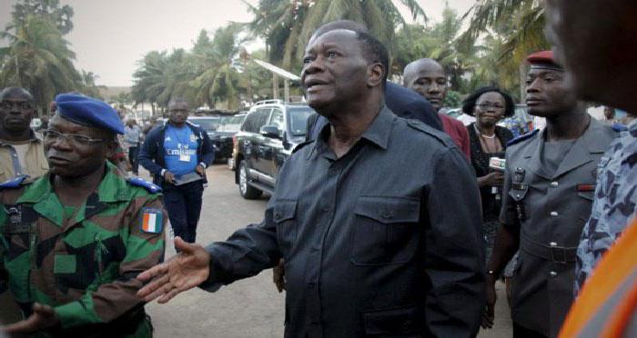 Ouattara annonce la fin du F CFA