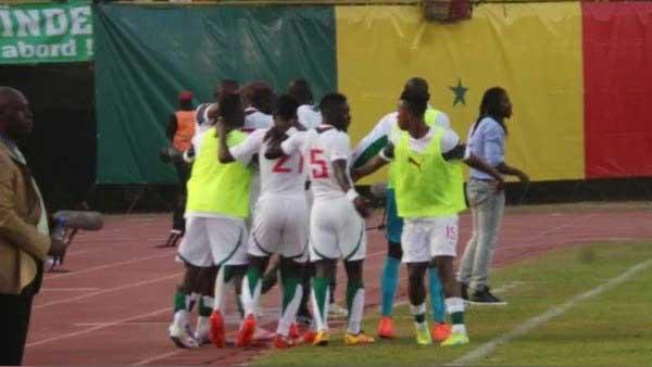 Sénégal vs Namibie : les Lions assurent l'essentiel (2-0)