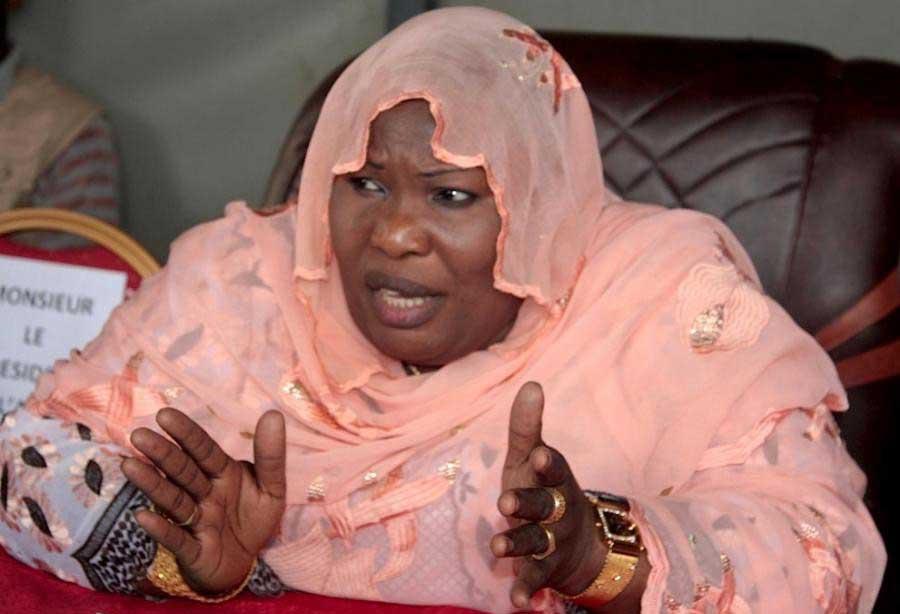 Louga : Aminata MBENGUE NDIAYE vilipende Moustapha DIOP et sollicite l'arbitrage de Macky
