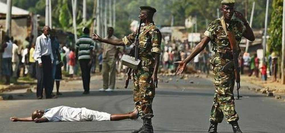 Les jihadistes abattus «projetaient une attaque» à Ouagadougou