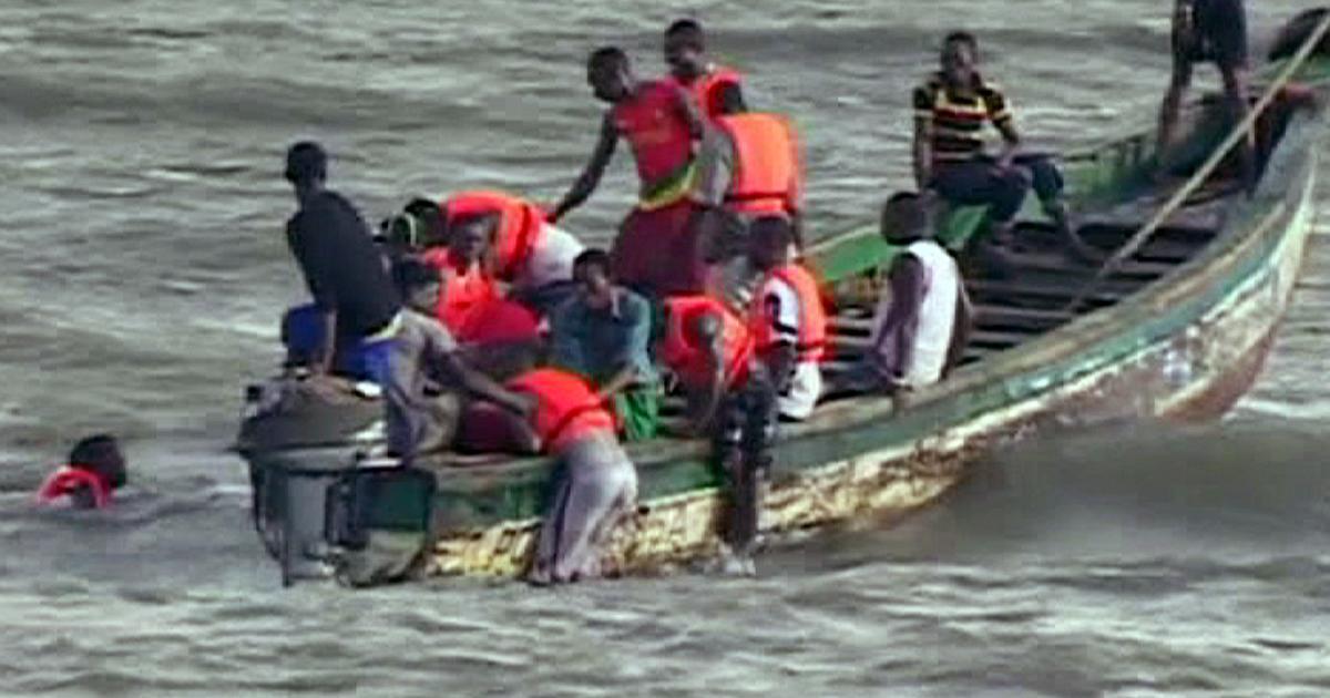Saint-Louis : chavirement de cinq pirogues, trois personnes disparues